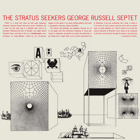 George Russell Septet The Stratus Seekers LP 2018