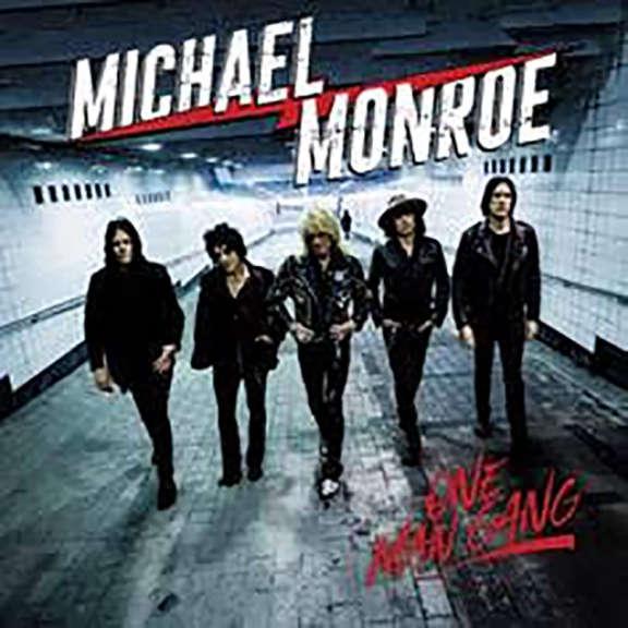 Michael Monroe One man gang LP 2019