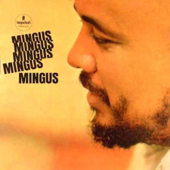 Mingus Mingus Mingus Mingus Mingus Mingus LP 0