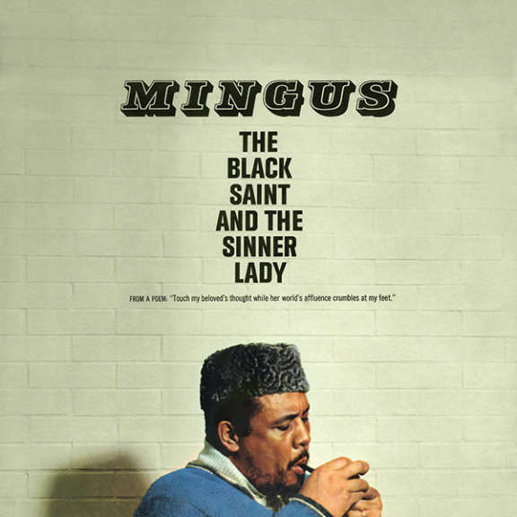 Charles Mingus The Black Saint And The Sinner Lady LP 0