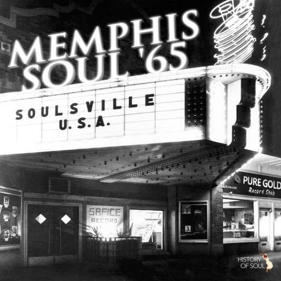 Various Memphis Soul '65 LP 2019