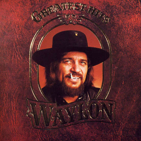Waylon Greatest Hits LP 2019