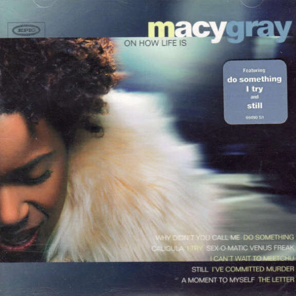 Macy Gray On How Life Is (Coloured) LP 2019