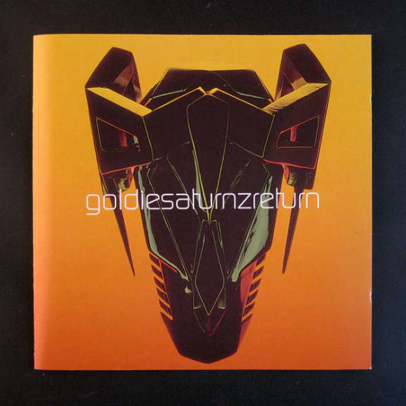 Goldie Saturnz Return LP 2019