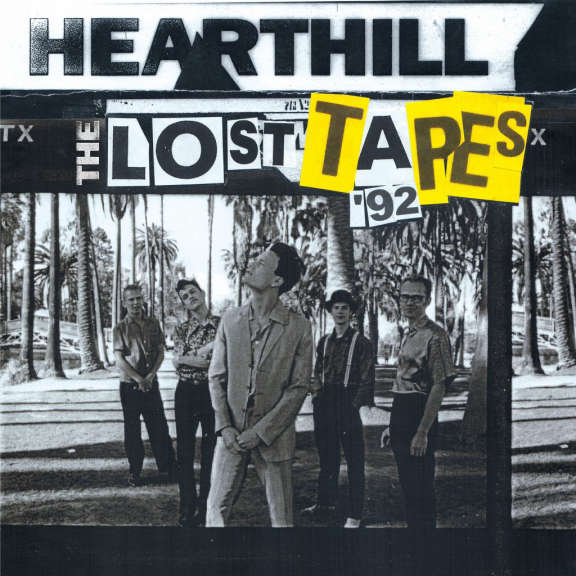 Hearthill The Lost Tapes '92 LP 2019