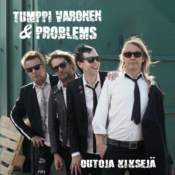 Tumppi Varonen & Problems Outoja Kiksejä LP 2019