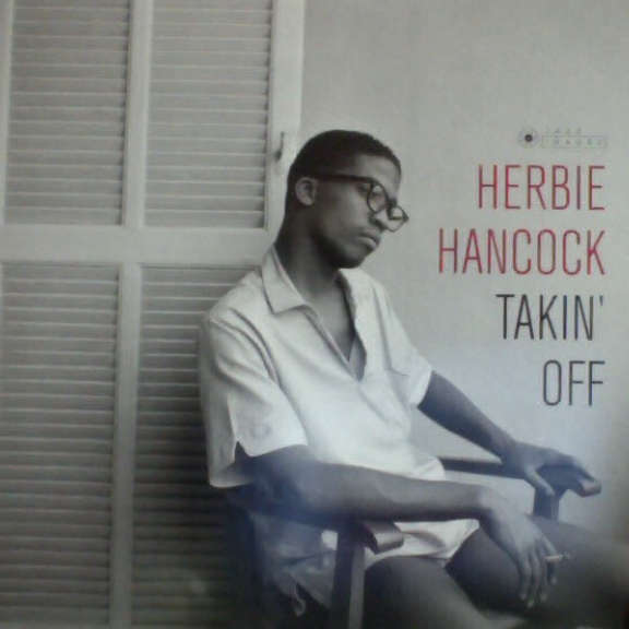 Herbie Hancock Takin´ Off LP 2017