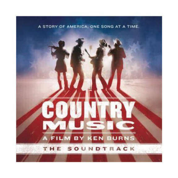 Various Country Music - A Film by Ken Burns LP 2019