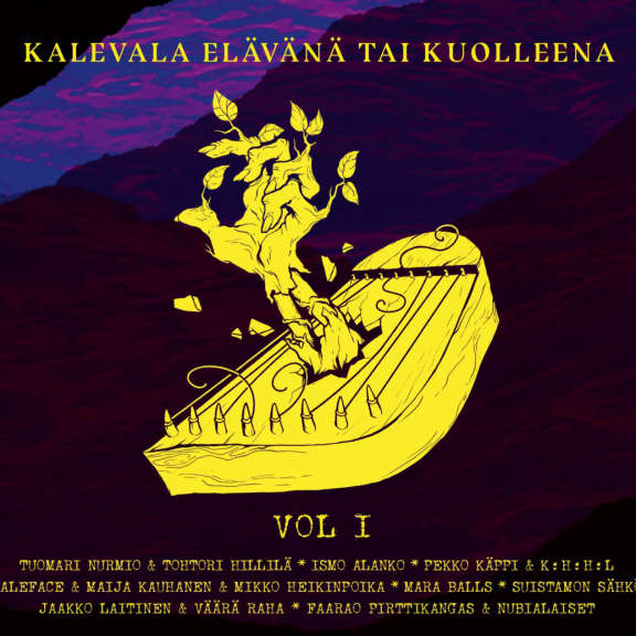 V/A Elävänä Tai Kuolleena Vol1. LP 2019