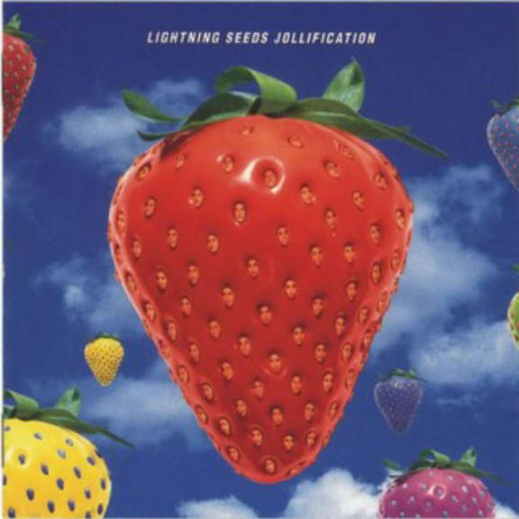 Lightning Seeds Jollification (Black) LP 2019
