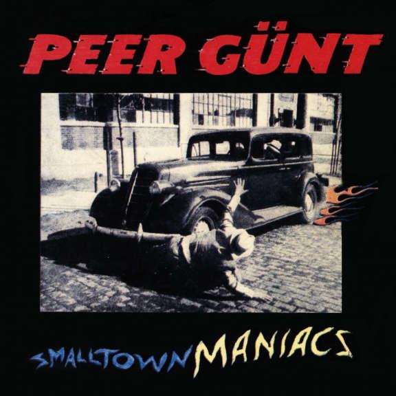 Peer Günt Smalltown Maniacs LP 2019