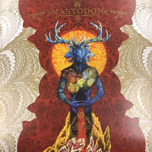 Mastodon Blood Mountain LP 2006