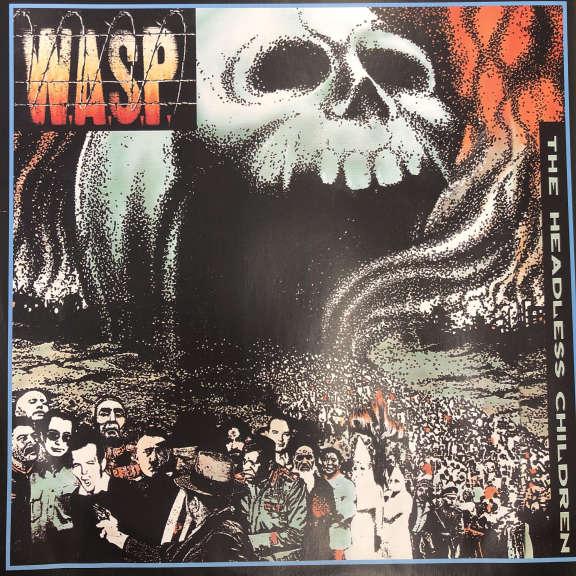 W.A.S.P. The Headless Children (Ruotsi) LP 2003
