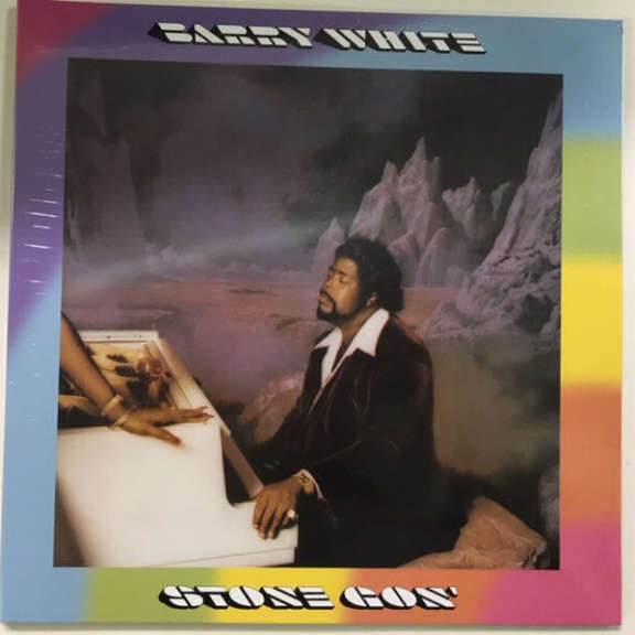 Barry White Stone Gon' LP 2018