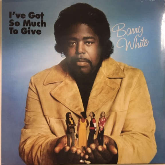 Barry White I've Got So Much to Give LP 2018