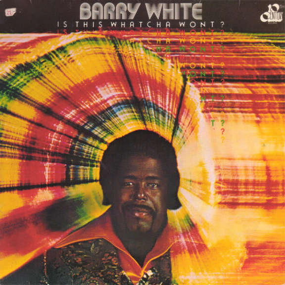 Barry White Is This Whatcha Wont? LP 2018
