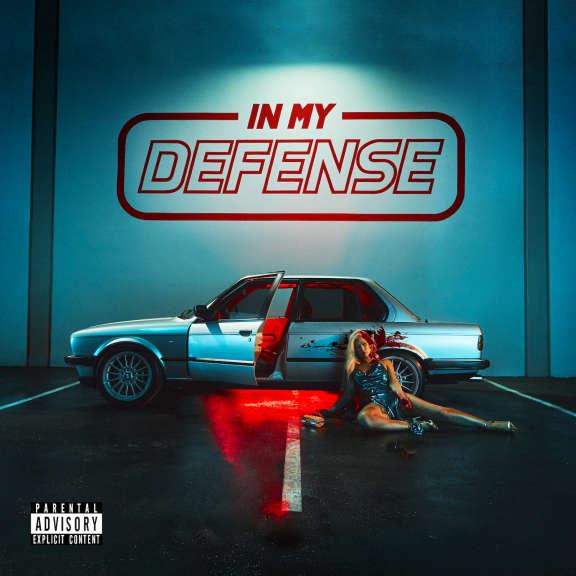 Iggy Azalea In My Defense (Red) LP 2019