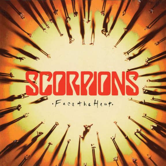 Scorpions Face the heat LP 2019