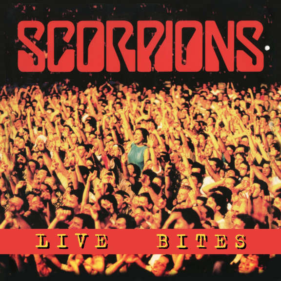 Scorpions Live bites LP 2019