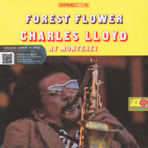Charles Lloyd Forest Flower: At Monterey LP 2016