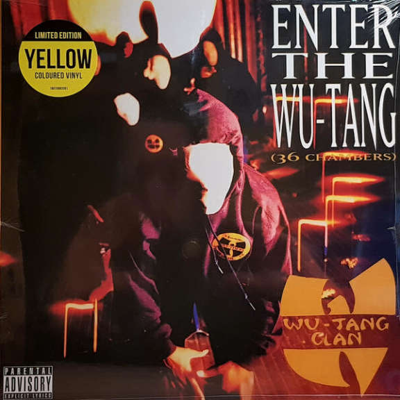 Wu-Tang Clan Enter the Wu-Tang (36 Chambers) (Coloured Vinyl) LP 2018