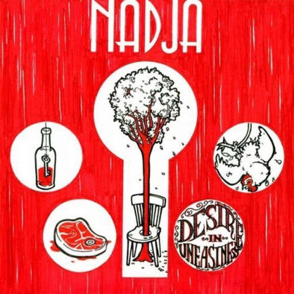 Nadja Desire in Uneasiness LP 2019