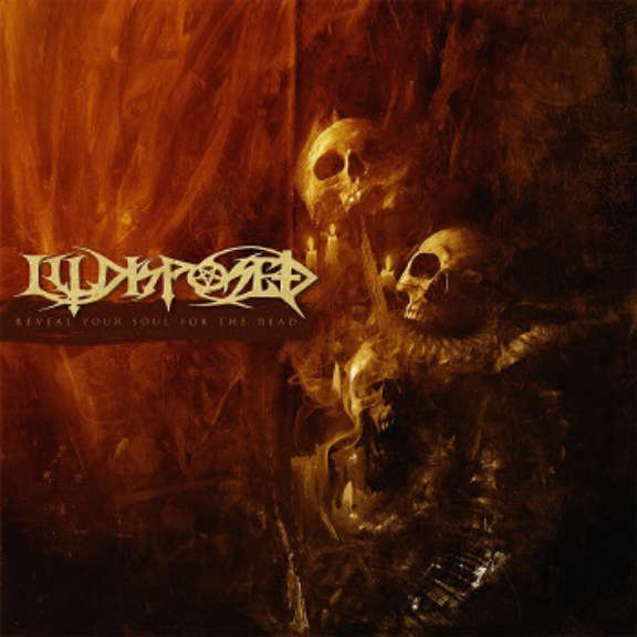 Illdisposed Reveal Your Soul for the Dead LP 2019