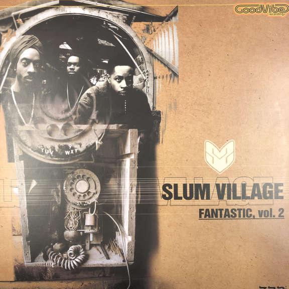 Slum Village Fantastic, Vol. 2 LP 2000