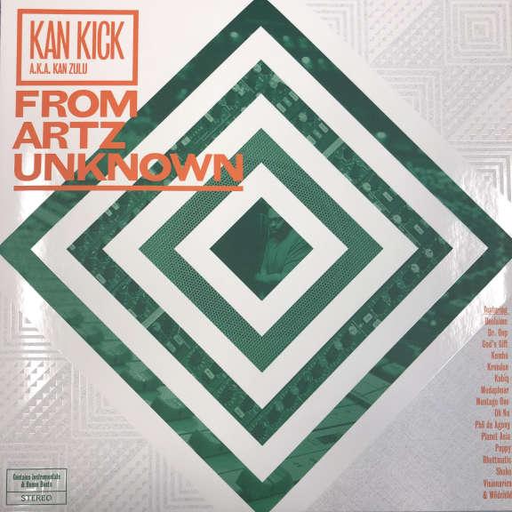 Kan Kick From Artz Unknown LP 2011