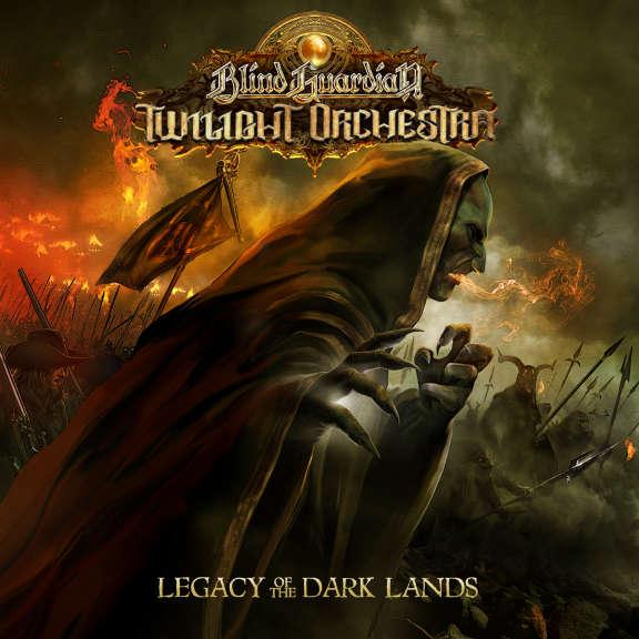 Blind Guardian Legacy of the Dark Lands (Black) LP 2019