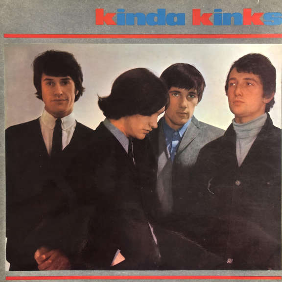 The Kinks Kinda Kinks LP 1965