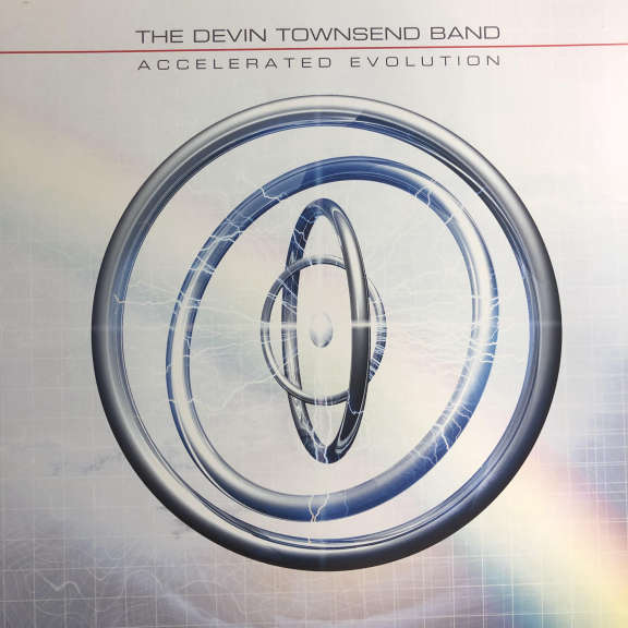 The Devin Townsend Band Accelerated Evolution LP 2010