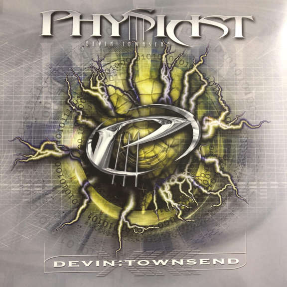 Devin:Townsend Physicist LP 2010