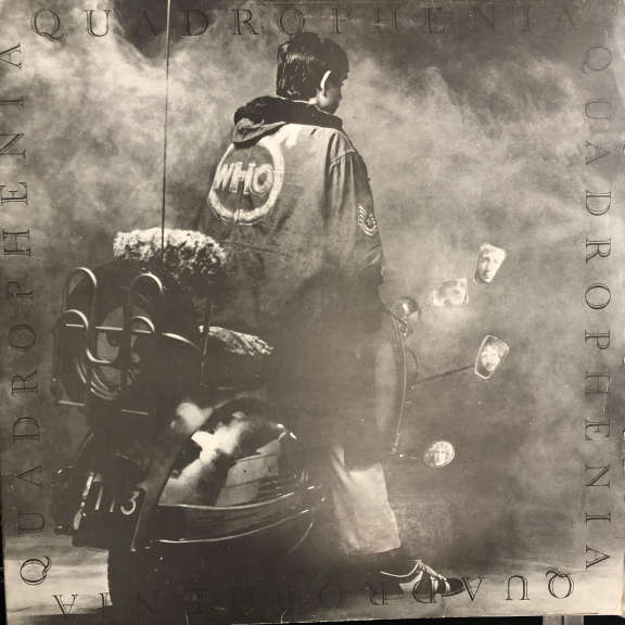 The Who Quadrophenia LP 1973