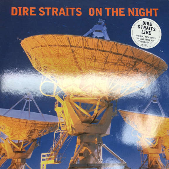 Dire Straits On The Night LP 1993