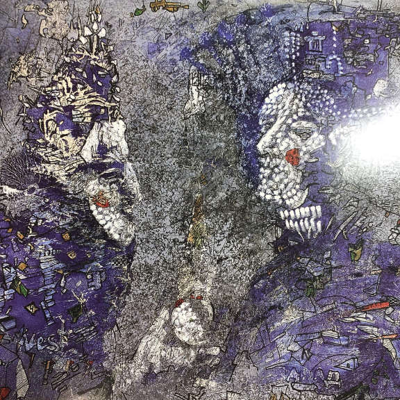 MewithoutYou CCatch For Us The Foxes LP 2008