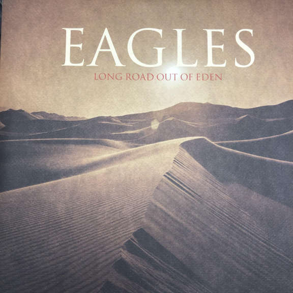 Eagles Long Road Out Of Eden LP 2007
