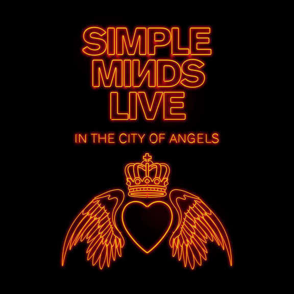 Simple Minds Live in the City of Angels LP 2019