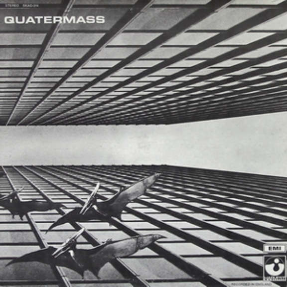 Quatermass Quatermass (Coloured) LP 2019
