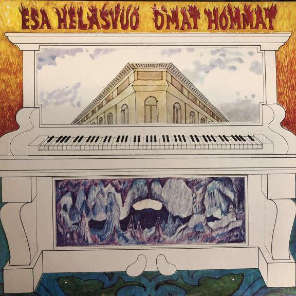 Esa Helasvuo Omat Hommat LP 1974