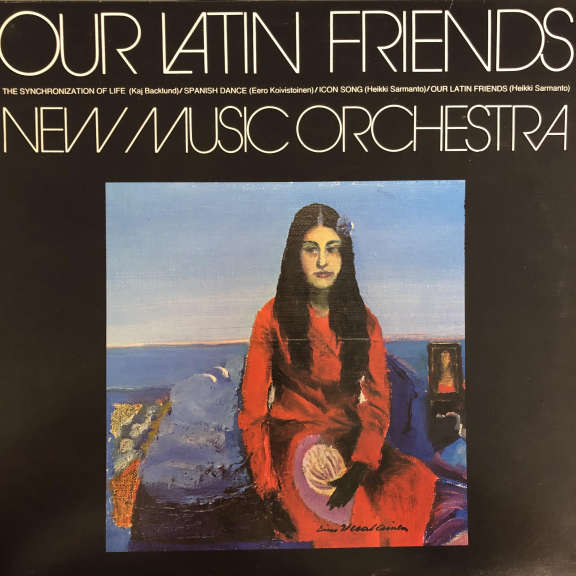New Music Orchestra Our Latin Friends LP 1976