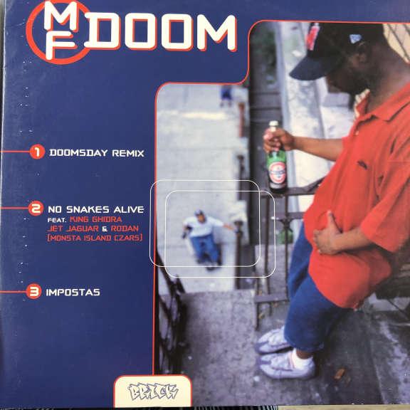 MF Doom / MF Grimm MF LP 2000