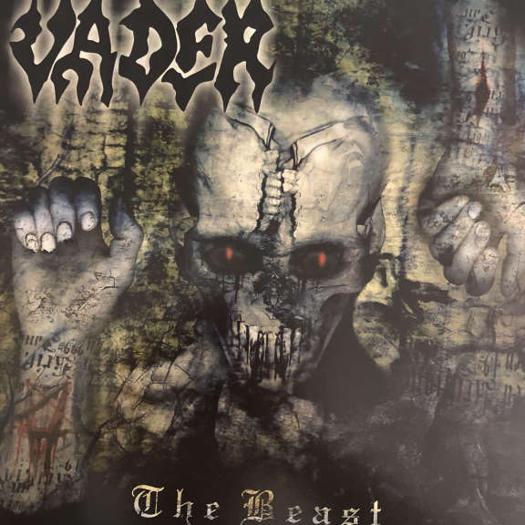 Vader The Beast LP 2004