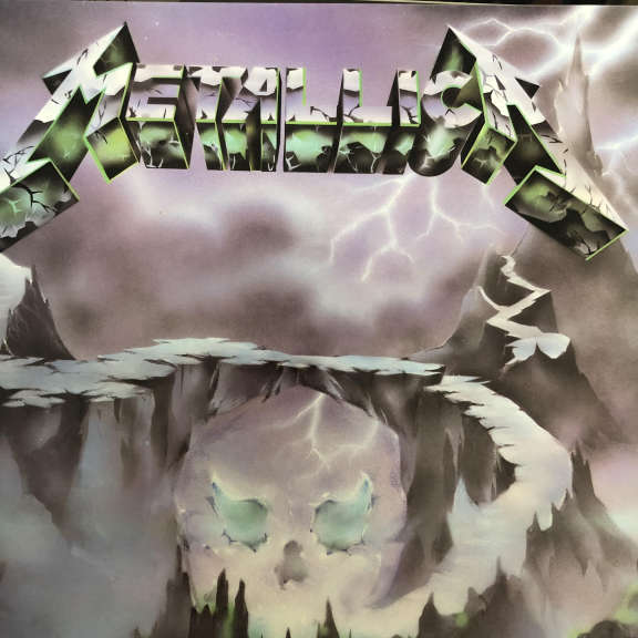 Metallica Creeping Death LP 1984