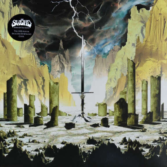 Sword Gods Of The Earth LP null