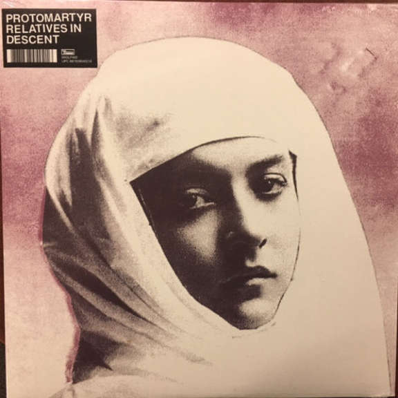 Protomartyr Relatives In Descent LP 0