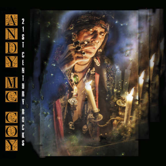 Andy McCoy 21ST CENTURY ROCKS (Rolling Exclusive) LP 2019