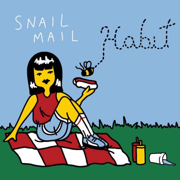 Snail Mail Habit LP 2019