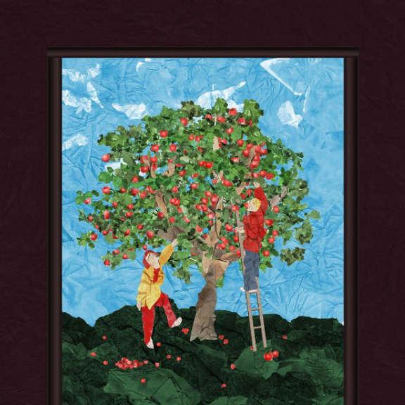 Parsnip When The Tree Bears Fruit LP 2019
