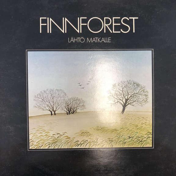 Finnforest Lähtö Matkalle  LP 1976
